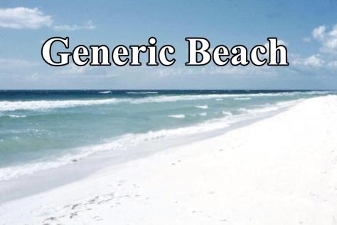 Generic Beach