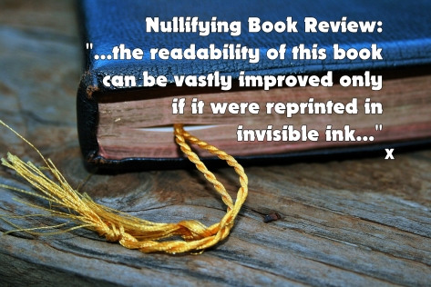 nullifying book review