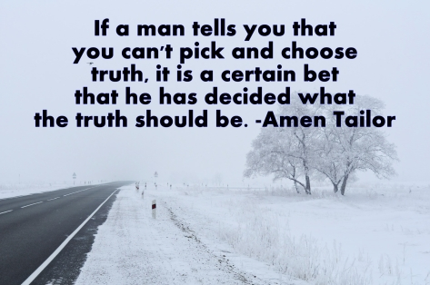 truth should be