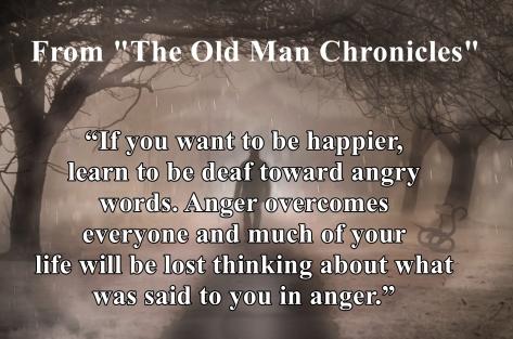 deaf towards anger