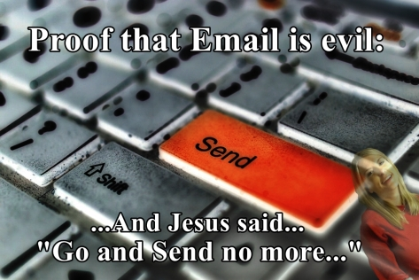 email is evil
