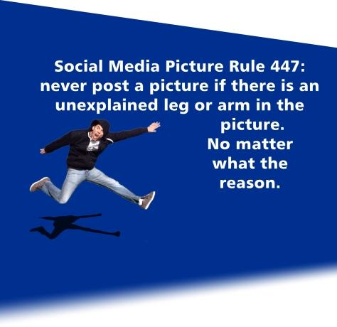 arm of leg