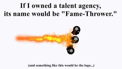 fame thrower