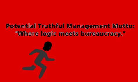 logic meets bureaucracy