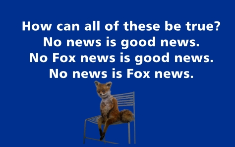 no news fox news