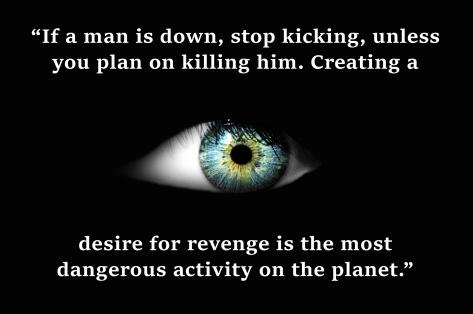 desire for revenge