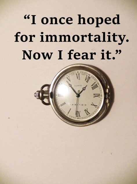 fear immortality