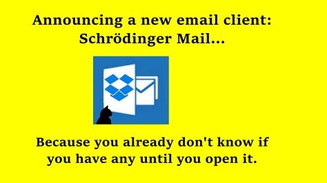 Schrödinger mail