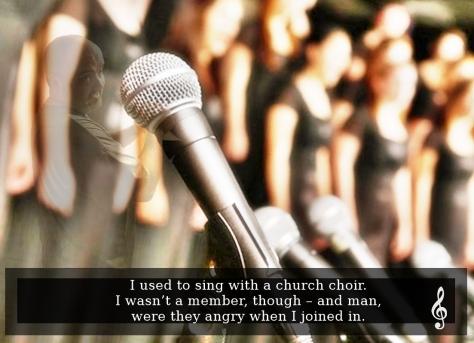 church choir