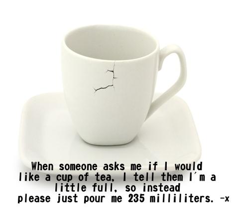 cup of tea 235