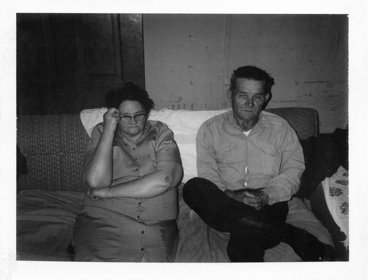William Arthur and Nellie Leona Phillips Cook