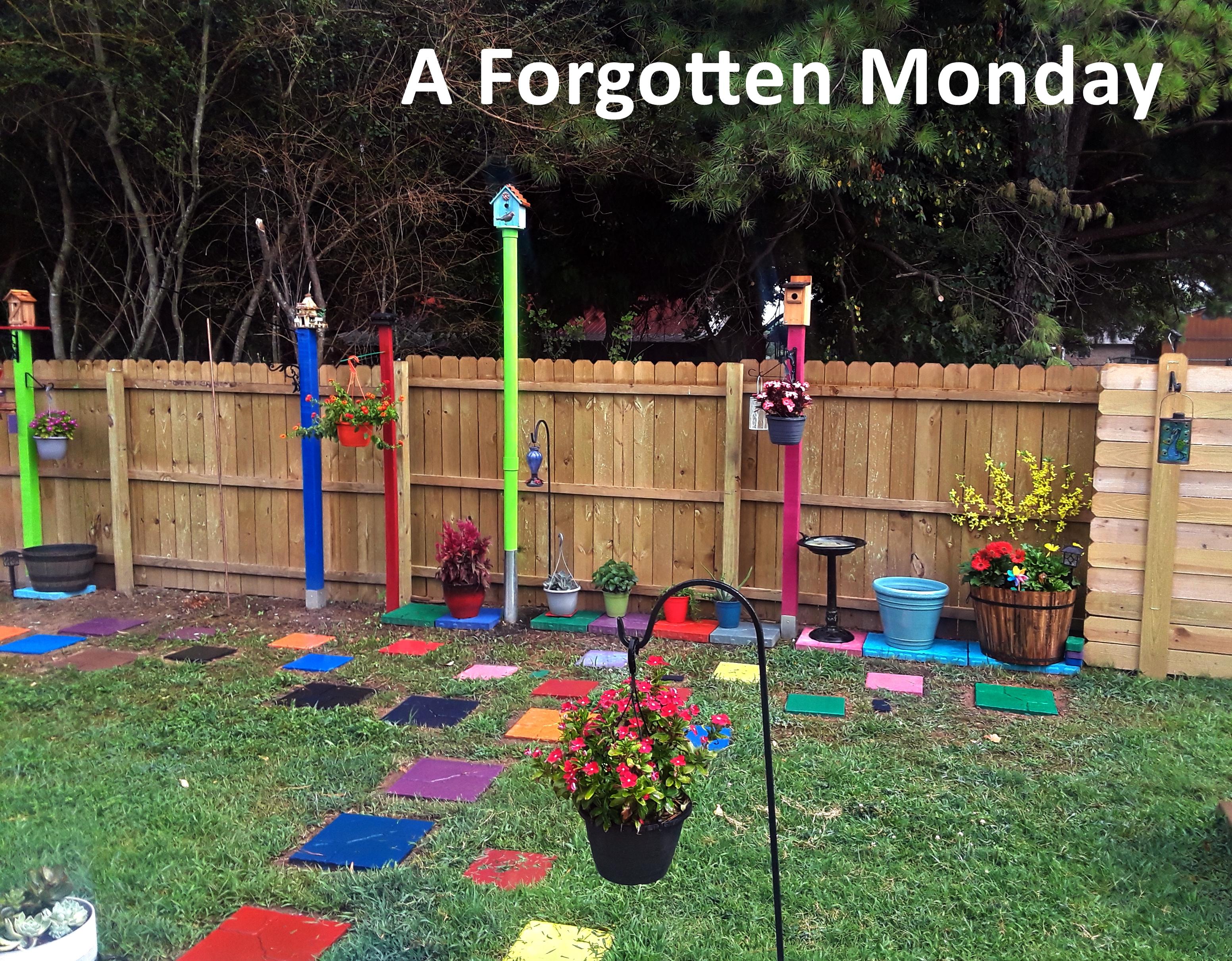 a forgotten Monday
